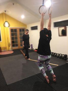 Hang and balance