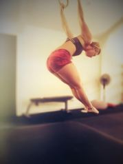 Upper body strength work
