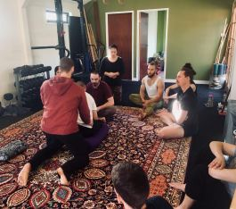 Physical Alchemy - Repatterning Stretching