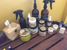 Nourish: DIY workshop