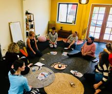 Wild Women Wellness - Circle sharing