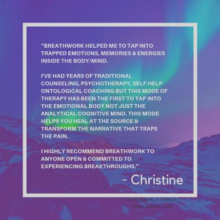 Testimonial: Breathwork Canberra
