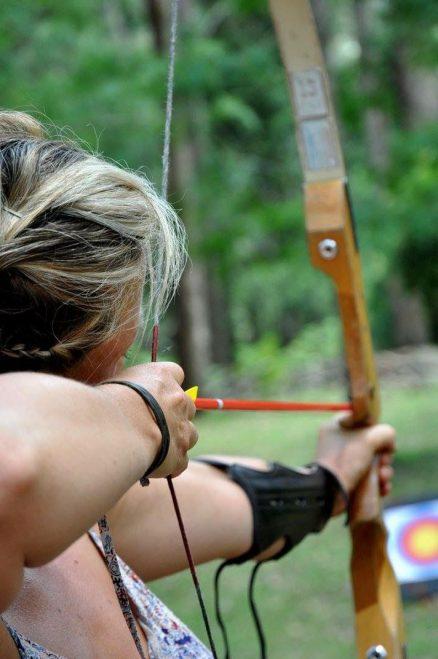 Heart of the Huntress: Archery (Facilitator Gina Chick)