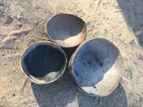 Primitive pottery (feat: @earthcrafts)