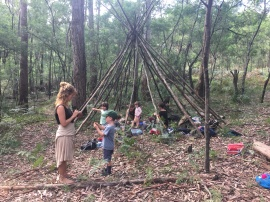 Nature Mentoring (Bluegum Bushcraft)