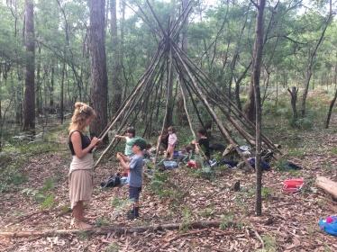 Nature Mentoring (Bluegum Bushcraft)