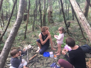 Connection Bluegum Bushcraft)