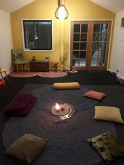 Group Breathwork Space @BODY BEING Canberra