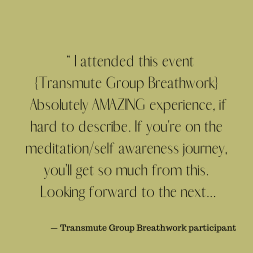 Group Breathwork Canberra